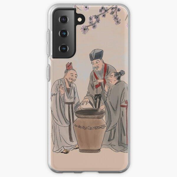 Three Vinegar Tasters Samsung Galaxy Soft Case