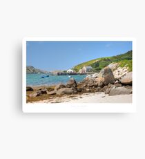Tresco, Isles of Scilly Canvas Print