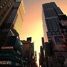 Manhattan by John Lines
