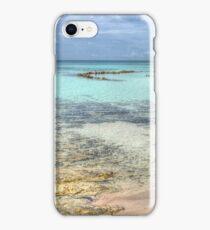 Yamacraw Beach in Nassau, The Bahamas | iPhone/iPod Case iPhone Case/Skin
