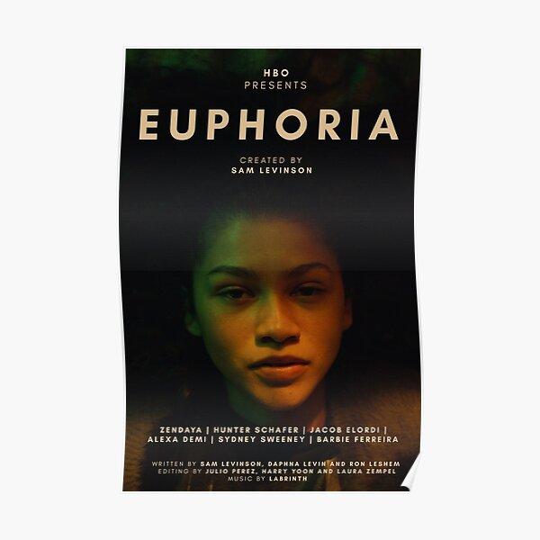 Euphoria Simple Poster 1 Poster