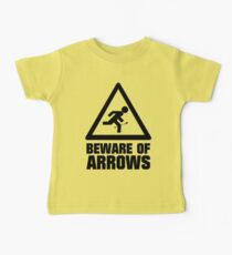 Arrow to the knee Baby Tee