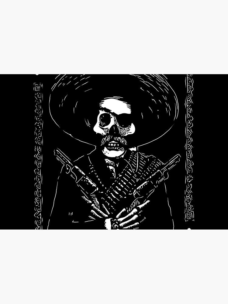 Day of the Dead - Ten of Clubs by fullrangepoker