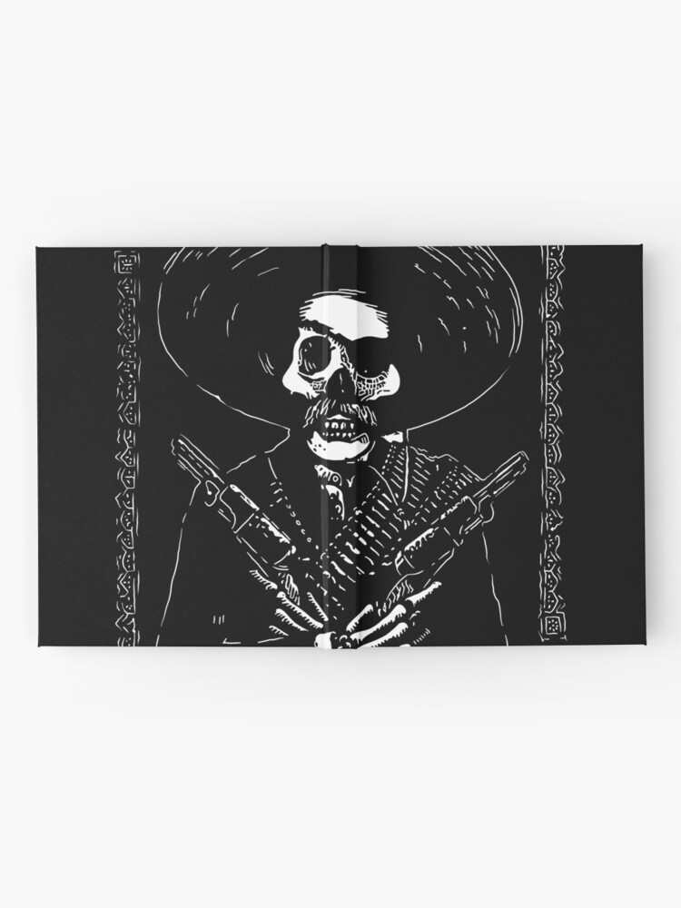 Alternate view of Day of the Dead - Ten of Clubs Hardcover Journal