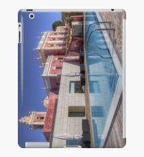 The Palace Swimming Pool iPad Case/Skin