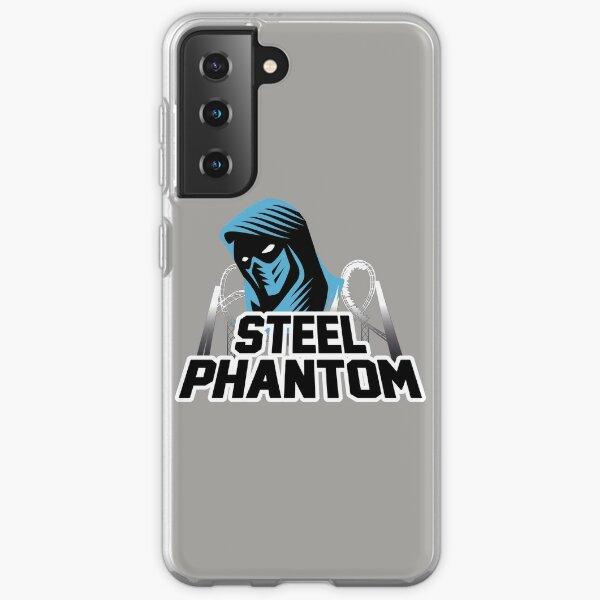 Steel Phantom Design Samsung Galaxy Soft Case