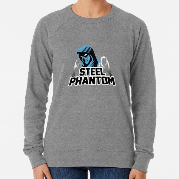 Steel Phantom Design Lightweight Sweatshirt