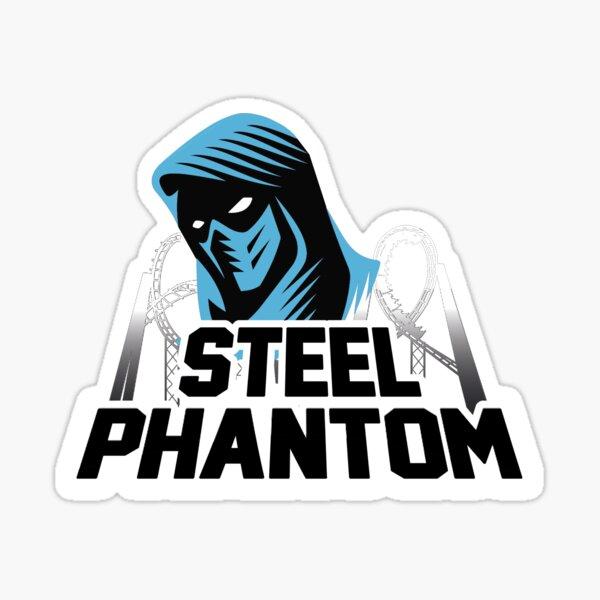 Steel Phantom Design Sticker