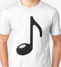 black note T-Shirt