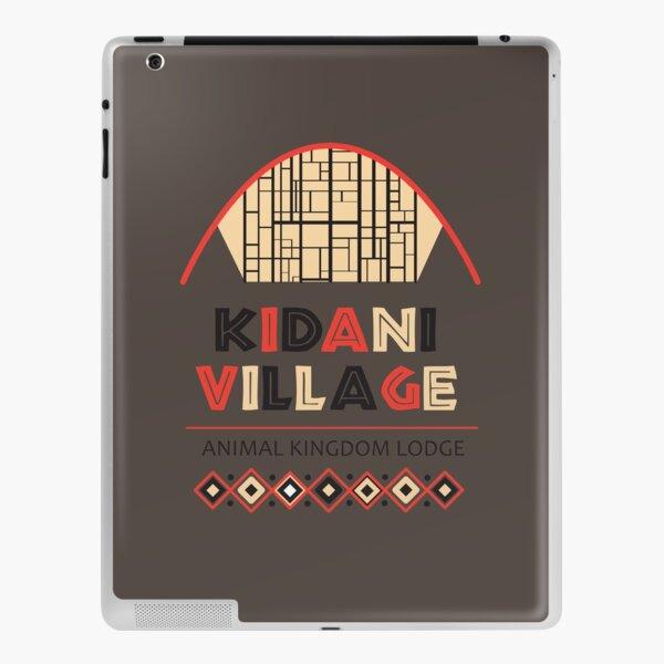 Animal Kingdom Lodge: Kidani Village iPad Skin