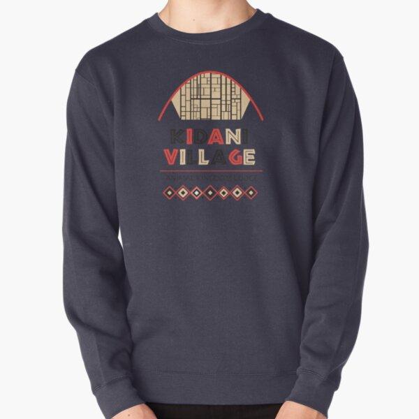 Animal Kingdom Lodge: Kidani Village Pullover Sweatshirt