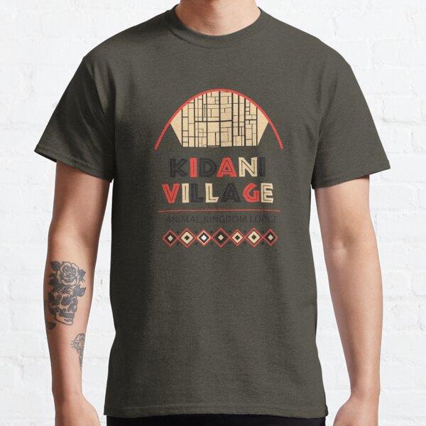 Animal Kingdom Lodge: Kidani Village Classic T-Shirt