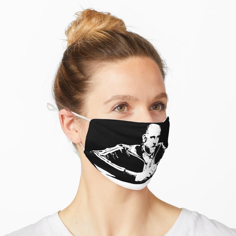Teddy KGB Rounders Mask