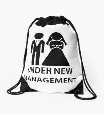 Marriage Mangment Drawstring Bag