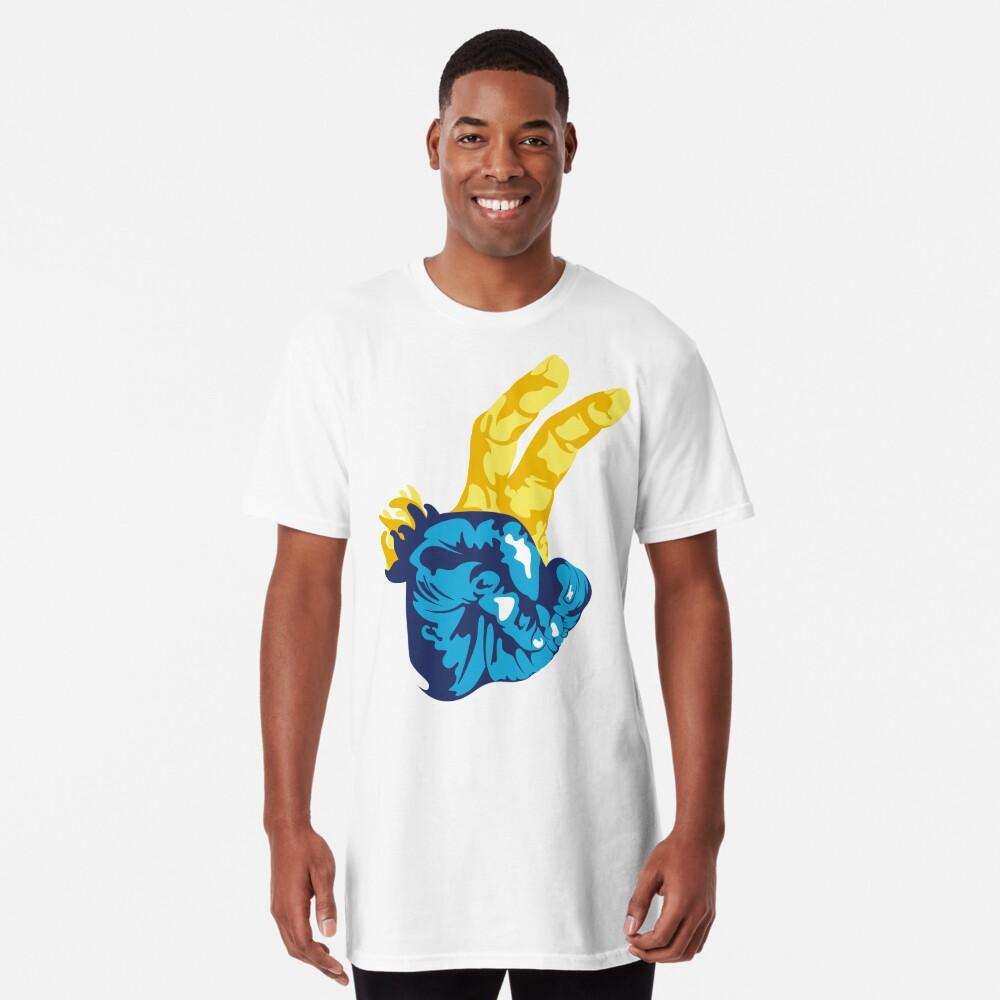 Nudibranch Hand Signal Long T-Shirt