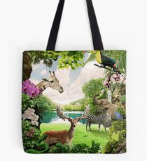 """The Lost Paradise"" Tote Bag"
