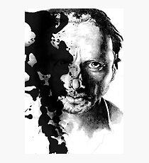 Rick Grimes (Walking dead) Photographic Print