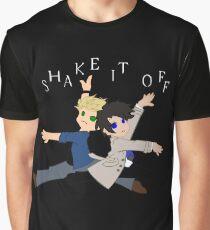 Supernatural Parody - Shake it off Graphic T-Shirt