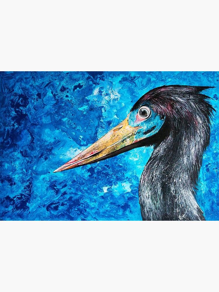The Stork by handonart-com