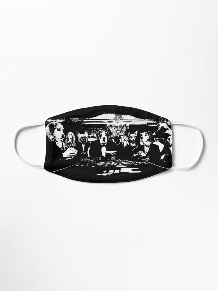 Alternate view of Casino Bond Dogs  Mask