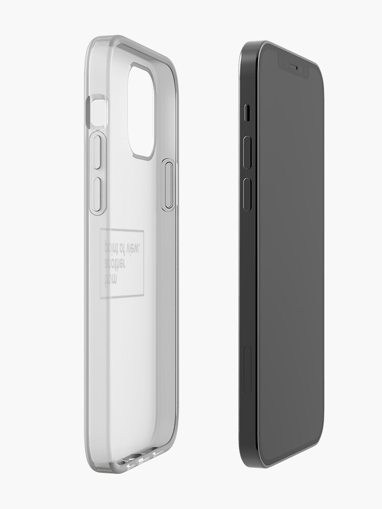 Alternate view of from another point of view iPhone Case & Cover
