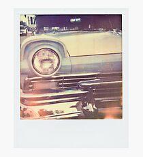 1955 Ford Fairlane  Photographic Print
