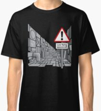 Low Flying Spacecraft Classic T-Shirt