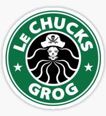LeChuck's Grog Sticker