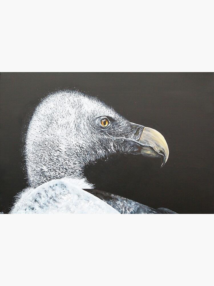 Vulture by handonart-com
