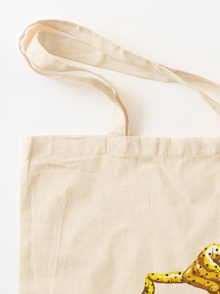Alternate view of Boxfish Hand Signal Tote Bag