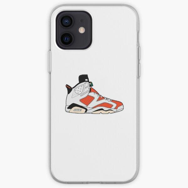 le jumpman a été supprimé Coque souple iPhone