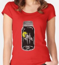Unusual Firefly Women's Fitted Scoop T-Shirt