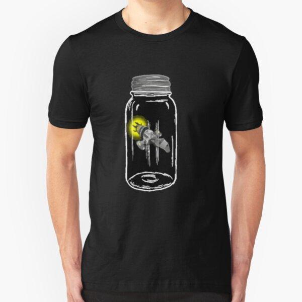 Unusual Firefly Slim Fit T-Shirt