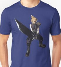 Cloud Battle Stance  T-Shirt