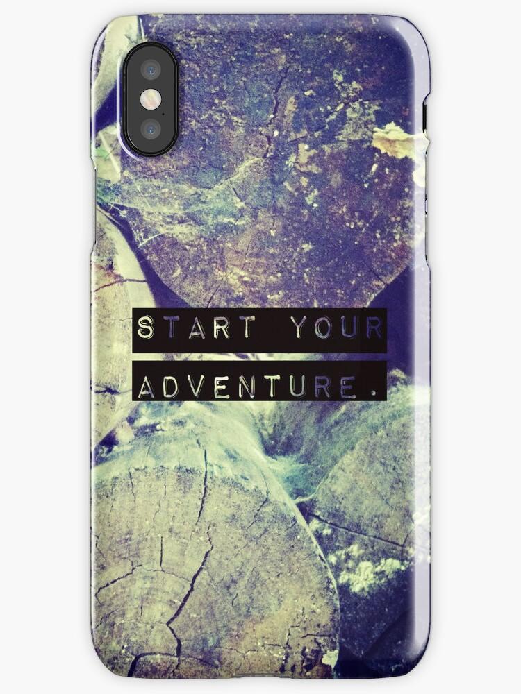 Start Your Adventure by Josrick