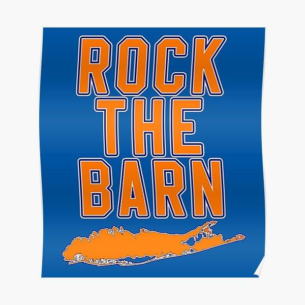 Rock the Barn Long Island Poster