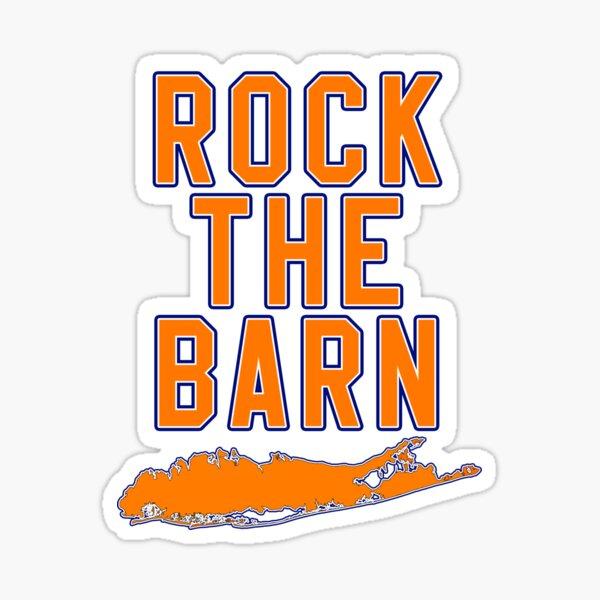 Rock the Barn Long Island Sticker