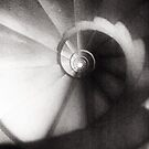 Spiral Staircase by A. Duncan
