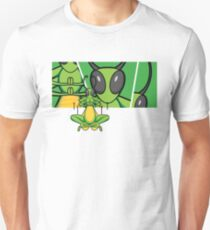 Patient Grasshopper 2 T-Shirt