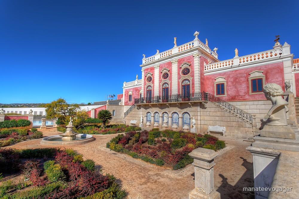 The Palacio De Estoi by manateevoyager