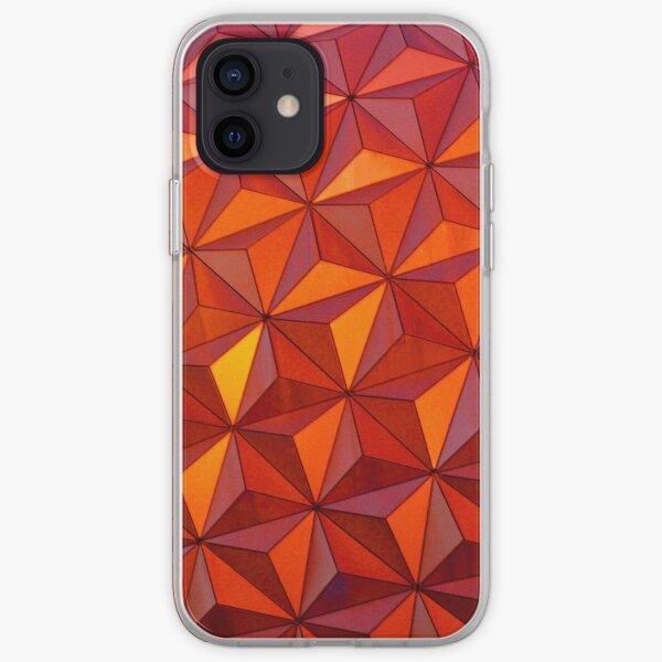 Geometric Epcot iPhone Soft Case
