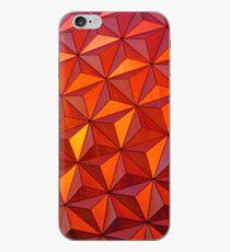 Geometric Epcot iPhone Case
