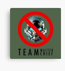 Team Chief Canvas Print