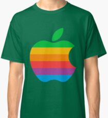 Retro Apple  Classic T-Shirt