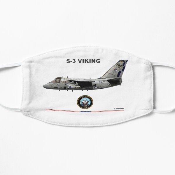 S-3 Viking Flat Mask