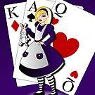Twisted Tales - Alice in Wonderland by Lauren Eldridge-Murray