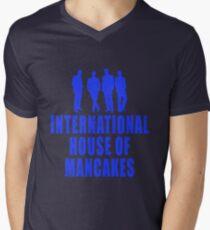 International House of Mancakes Men's V-Neck T-Shirt