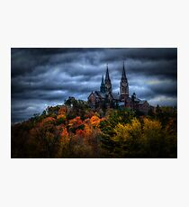 Haunted Holy Hill Photographic Print