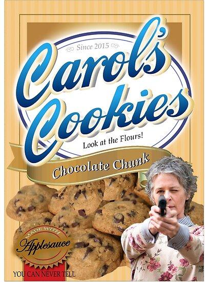 Famous Carol's Cookies by zenjamin