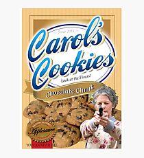Famous Carol's Cookies Photographic Print